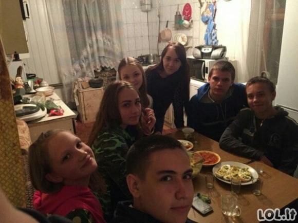 Rusų nuotraukos socialiniuose tinkluose, kurios atima žadą [GALERIJA]