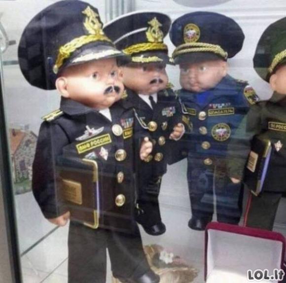 Protu nesuvokiamos rusų nuotraukos [GALERIJA]