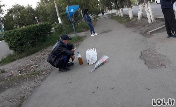 Kaip atrodo rusų gyvenimo ypatumai [GALERIJA]