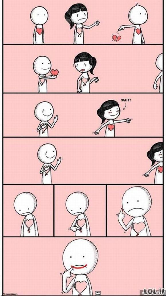 Kai esi tik draugas [GALERIJA]