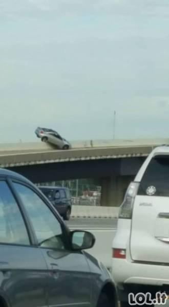 Kai kuriems tiesiog nelemta vairuoti [GALERIJA]