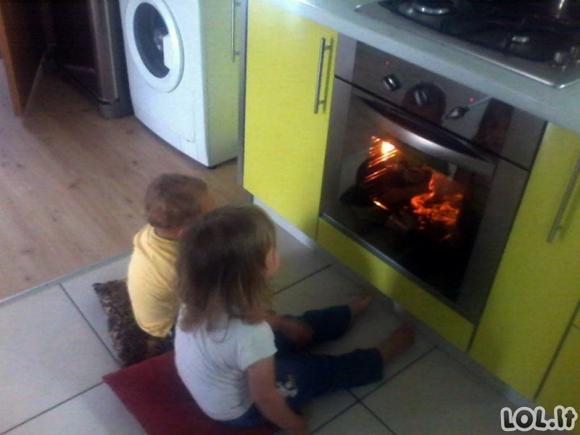 Akimirkos iš gyvenimo su vaikais [GALERIJA]