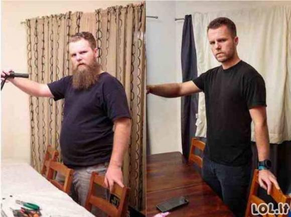 Kaip pasikeitė žmonės, kai atsisakė alkoholio [GALERIJA]