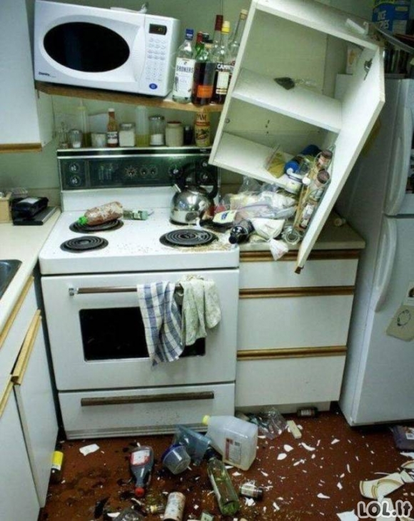 Štai kas iš tiesų yra bloga diena [50 nuotraukų]
