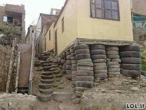 Žmonės labai pasigailėjo, jog pasamdė šiuos statybininkus [GALERIJA]