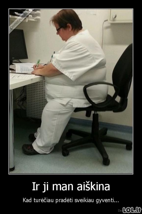 Kai dingsta pasitikėjimas medicinos darbuotojais
