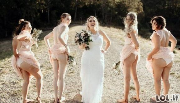Kaip linksminasi merginos, kai nemato jų vaikinai (N-18)