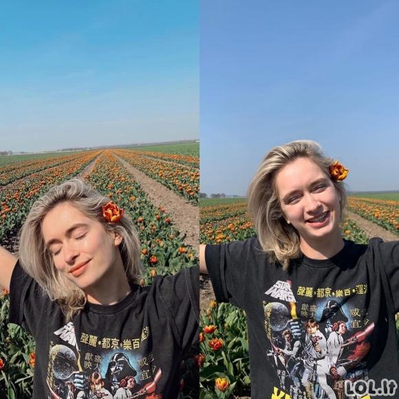 Instagramo žvaigždė atskleidė visą tiesą apie merginų nuotraukas socialiniuose tinkluose