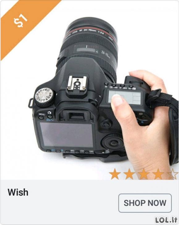 Patys nereikalingiausi dalykai, kuriuos parduoda Wish internetinėje parduotuvėje