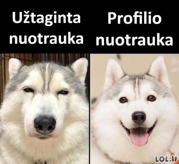 Nuotraukų skirtumas