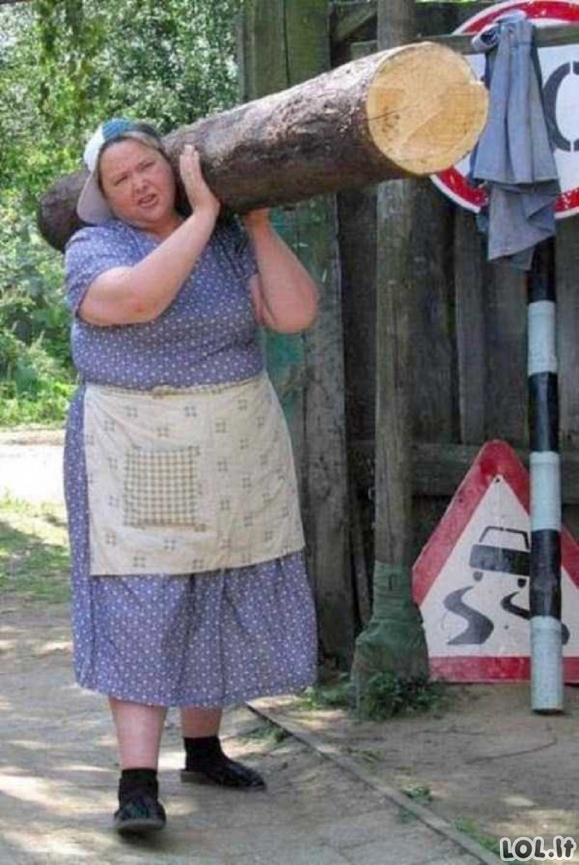 Savarankiškos moterys, kurioms nereikia jokios pagalbos [GALERIJA]