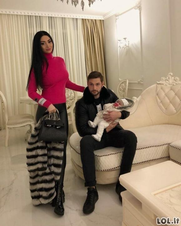 Mariam ir Davidas pripažinti gražiausia pora Gruzijoje, o ar jų kūdikis taip pat panašus į angelą? - Spręsti Jums
