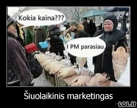 Šiuolaikinis marketingas