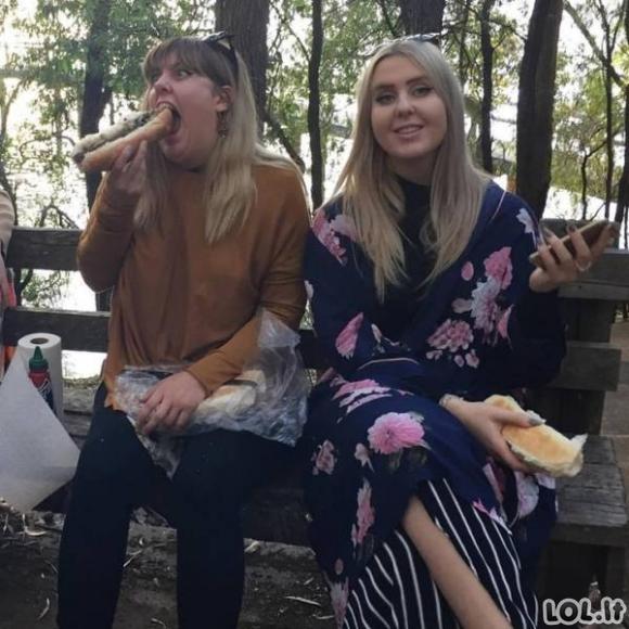 Yra du merginų tipai [19 nuotraukų]