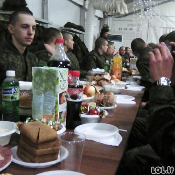 Kaip Naujuosius metus švenčia Rusai [GALERIJA]