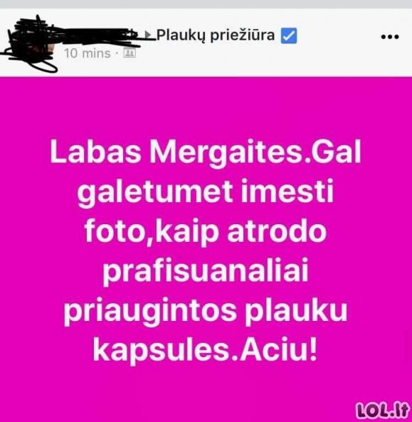 Labai neraštingi lietuvių postai internete [GALERIJA]
