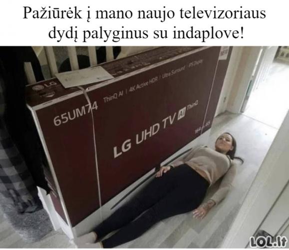 Didelis tv