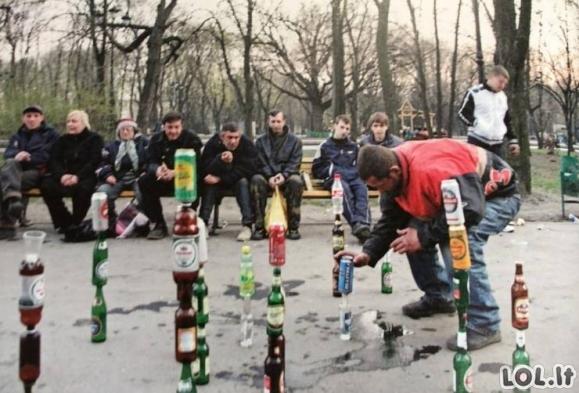 Vaizdeliai, kuriuos gali pamatyti apsilankęs Rusijoje (40 nuotraukų)