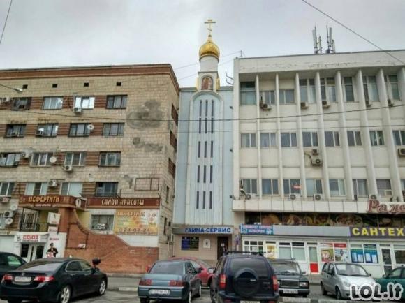 Vaizdeliai, kuriuos gali pamatyti apsilankęs Rusijoje [GALERIJA]
