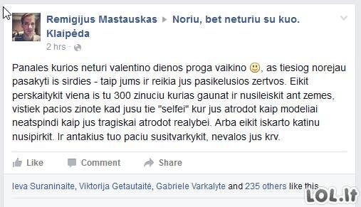 Patys kvailiausi lietuvių postai internete [GALERIJA]