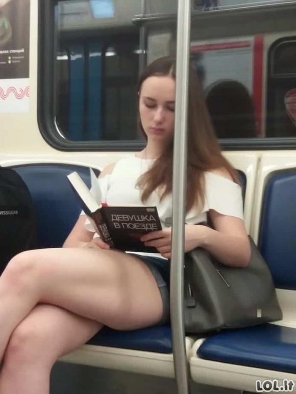 Kodėl vyrai neužleidžia merginoms vietų viešajame transporte?