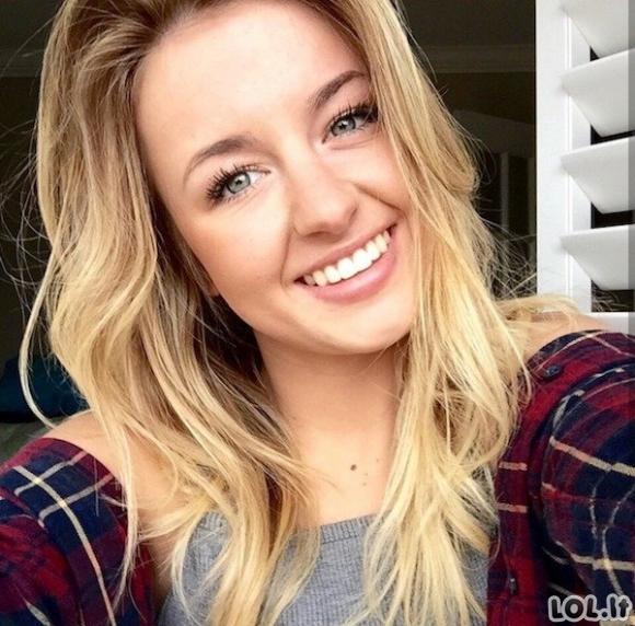 Merginos, kurių šypsenoms neįmanoma atsispirti