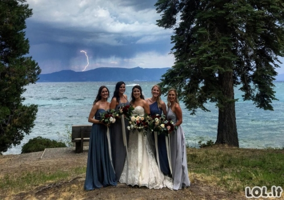 Kvailiausios nuotraukos, užfiksuotos vestuvėse [GALERIJA]