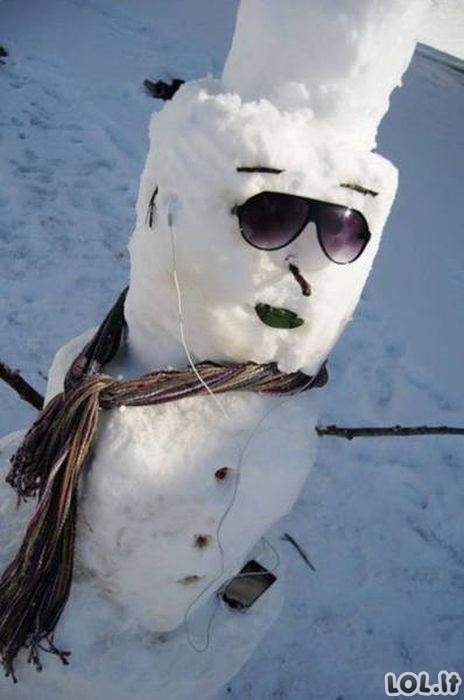Žiemą gali ir pasilinksminti [GALERIJA]