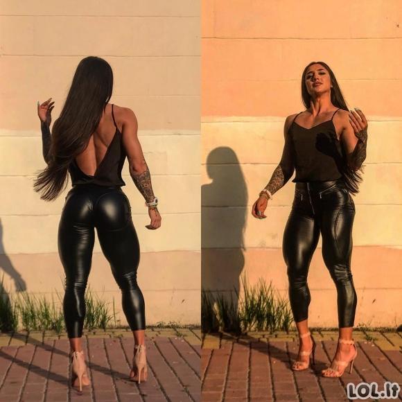 Mergina, kuri negali rasti partnerio dėl savo kojų