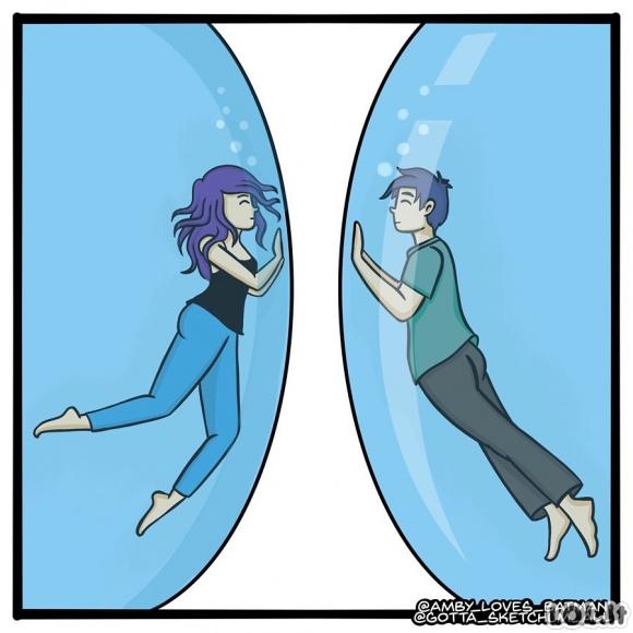 Santykiai per atstumą