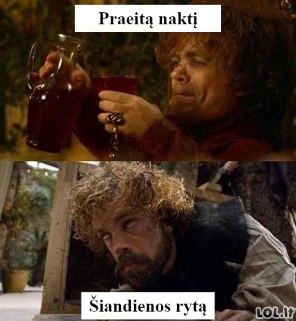 Po alkoholizmo seanso