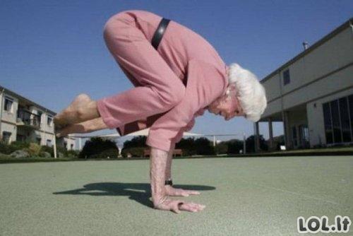 Tu niekada nebūsi per senas mėgautis gyvenimu [GALERIJA]