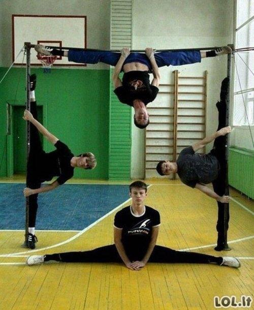 Talentingi žmonės demonstruoja savo sugebėjimus [GALERIJA]