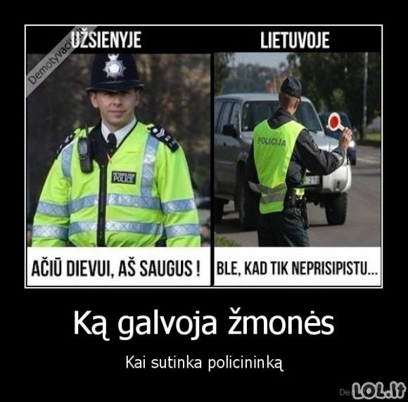 Kai stabdo policija