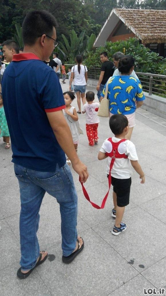 Su vaikais gyvenimas smagesnis [GALERIJA]