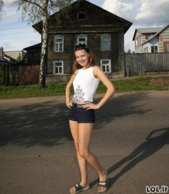 Modeliai iš kaimo [GALERIJA]
