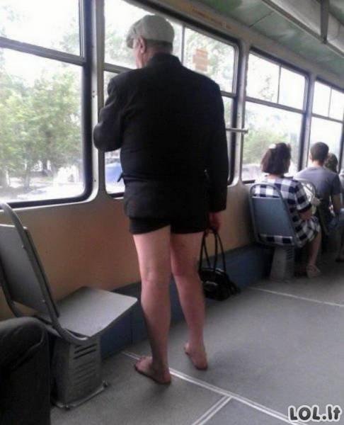 Žmonės, kurie pasirinko ne patį geriausią apsirengimo stilių [GALERIJA]
