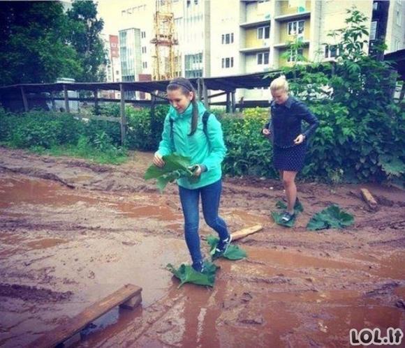 Rusų nuotraukos, kurias sunku suvokti blaiviu protu [GALERIJA]