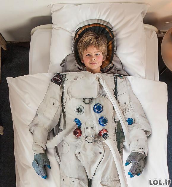 Patys kūrybingiausi lovų užtiesalai [GALERIJA]