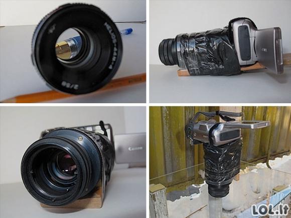 Fotografijai reikia daug išradingumo ir fotošopo įgūdžių