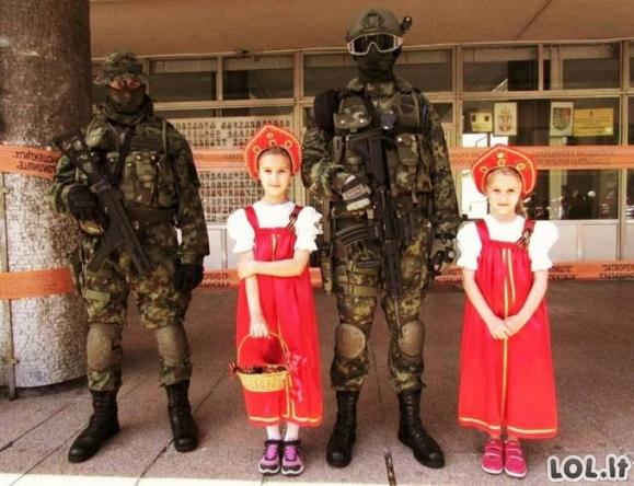 Kas mums atrodo keistai, tobulai tinka Rusijoje [GALERIJA]
