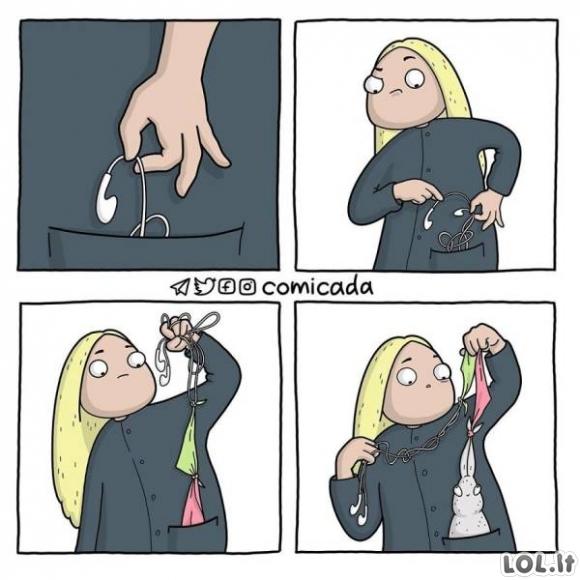 Rusas komiksais atskleidė merginų problemas [20 paveikslėlių]