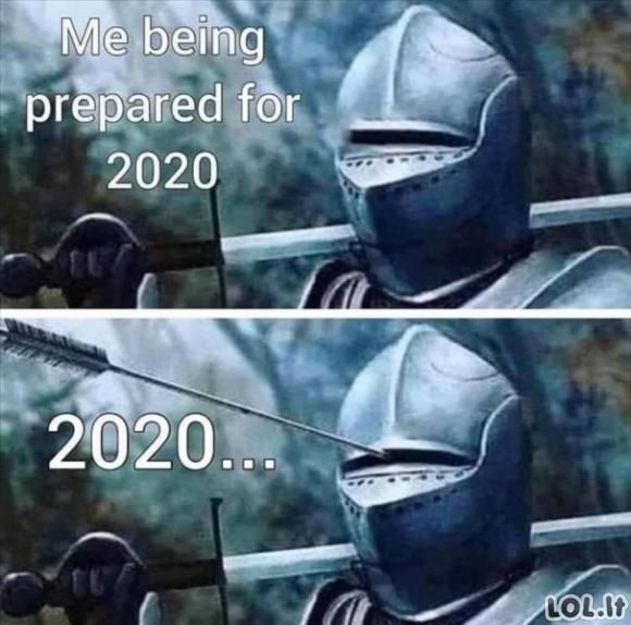 20 MĖMIŲ