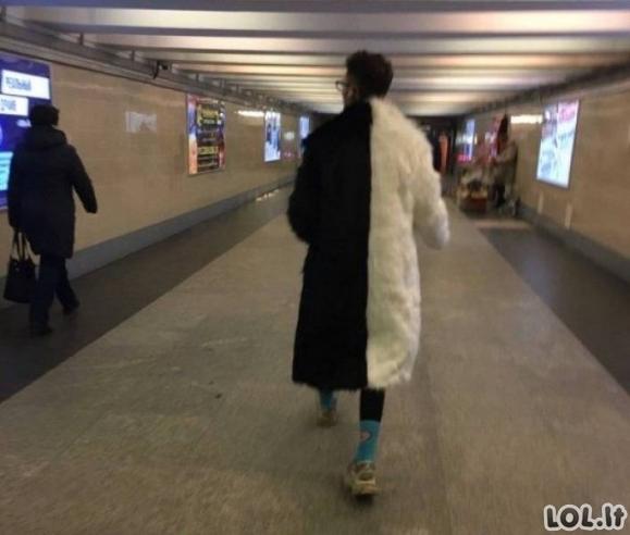Tuo tarpu metro užsienyje [GALERIJA]