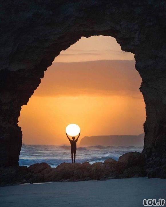 Gyvenimas yra gražus ir nereikia to pamiršti [GALERIJA]