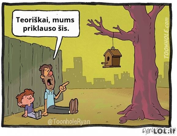Namas paukščiukams