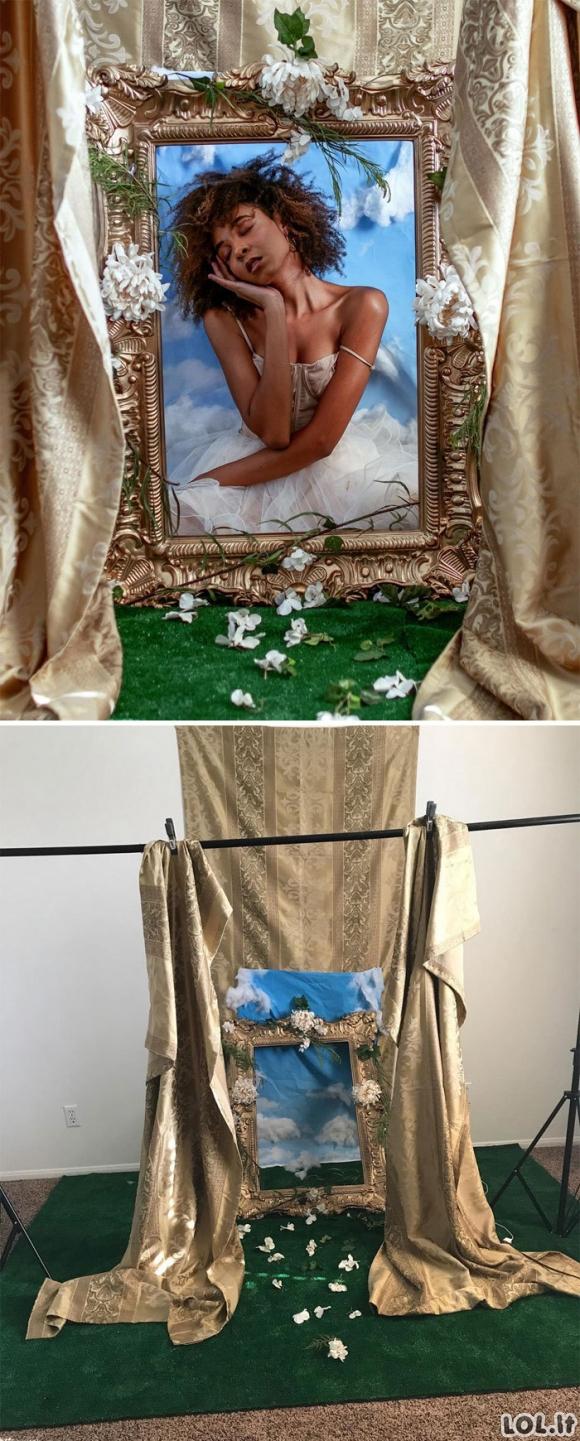 Tobulos nuotraukos socialiniams tinklams paprastomis namų sąlygomis [GALERIJA]