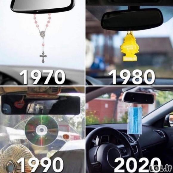 Aksesuarai automobilyje