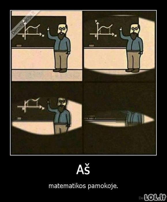 Aš ir matematika