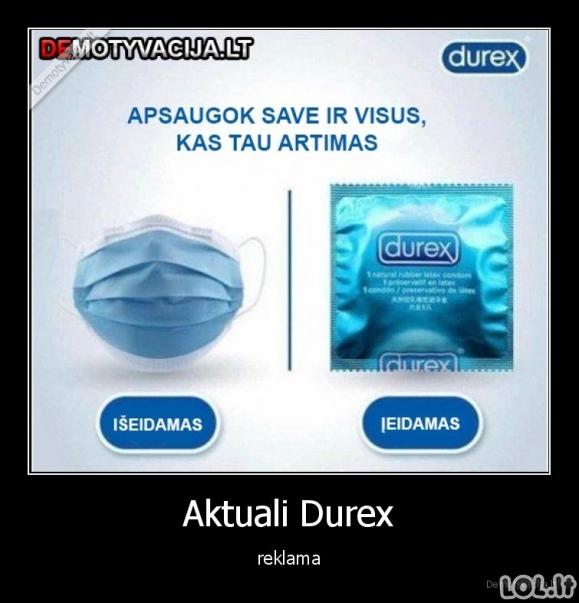 Durex reklama